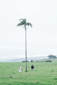 Boho Byron Bay wedding at Byron View Farm