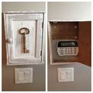 Image result for hide thermostat