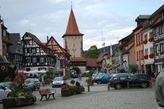 SELVA NEGRA Y ALSACIA EN COCHE -Diarios de Viajes de Alemania- REMO - LosViajeros
