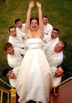 7 Popular FABulous Wedding Blooper images | Boyfriends, Crazy