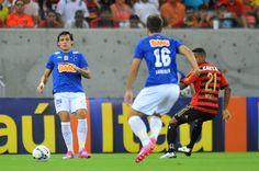 Retrospecto negativo no Recife é mais um obstáculo para reação do Cruzeiro #globoesporte