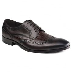 Bianco ZM3779 Brown Shoes