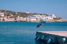 Σίκινος: ο πρώτος ελληνικός δήμος χωρίς πλαστικά καλαμάκια