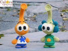The Snorks! Amigurumi Doll Pattern