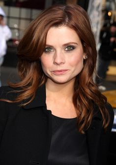 JoAnna Garcia. She's telling people not to suffer through bullying until it gets better but to do something about it now.