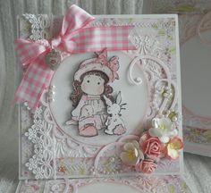 Magnolia Tida and Bunny Easter Card & Gift Box - Scrapbook.com