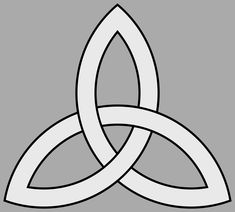 The triquetra shows up in a variety of different contexts, many unconnected. Learn what various groups associate with this three-pointed symbol. Wiccan, Pagan, Trinity Knot Tattoo, Harmony Symbol, Irish Symbols, Irish Tattoos, Irish Culture, Triple Goddess, Triquetra