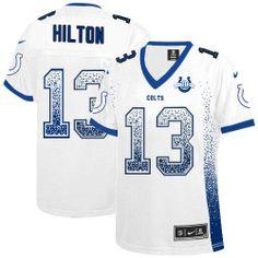 6c34f5540b1 T.Y. Hilton Elite Jersey-80%OFF Nike Fashion T.Y. Hilton Elite Jersey at  Colts