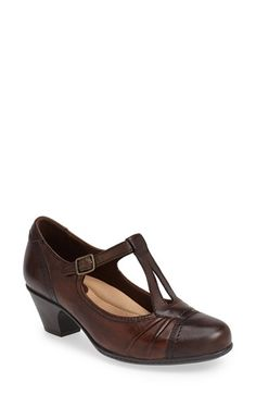 Earth® 'Wanderlust' T-Strap Pump (Women) available at #Nordstrom