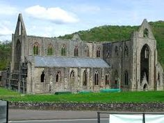 Tintern Abbey was founded by Walter de Clare, Lord of Chepstow, on 9 May 1131. It is situated in the village of Tintern in Monmouthshire, on the Welsh bank of the River Wye