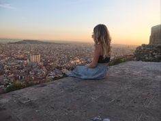 The El Carmel Bunker offers incredible views over Barcelona. Climb to the top of Park Guinardó, and above it you'll find the Turó de Rovira. The mountain top look-out point once held Catalan airstrike defense bunkers that can still be seen in ruins.