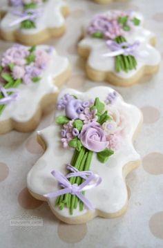 Creative decor for cookies