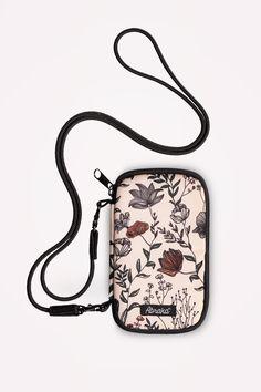 Crossbody peňaženka - Kvety - Abraka Drawstring Backpack, Purses And Bags, Backpacks, Backpack, Backpacker, Backpacking