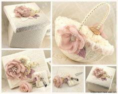 Gallery.ru / Фото #27 - Роскошные цветочные украшения и аксессуары от Maricel Tewari - vihrova