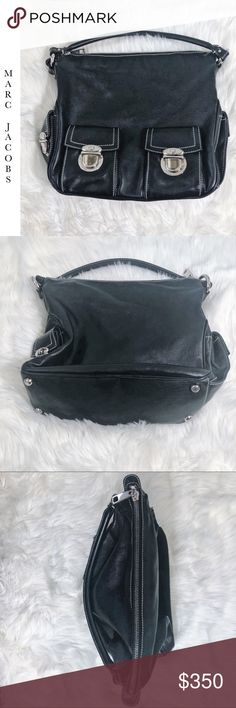 b8c793fb85a Shop Women's Marc Jacobs Black Silver size OS Satchels at a discounted  price at Poshmark.