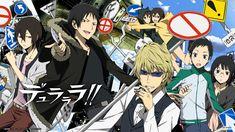 Anime - Durarara!!  Wallpaper