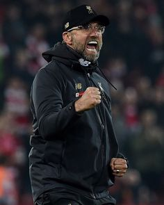👊 Jürgen Klopp has been shortlisted for the Manager of the Season award. Liverpool Football Club, Liverpool Fc, Juergen Klopp, Fashion Pictures, Half Sleeves, Champion, Boss, Soccer, Management