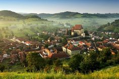 Viscri,Brasov  Romania