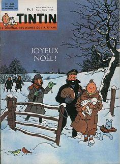 ♠ Joyeux Noël avec Tintin ♠