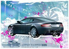 Aston Martin by ~smoothdog2000 on deviantART