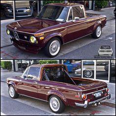 4,724 отметок «Нравится», 51 комментариев — ماشين كلاسيك (@mashin_tuning_tehran) в Instagram: « Bmw 2002 #pickup . . Tag your#friends . @mashin_sale_tehran .…»