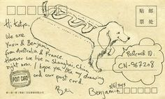 dachshund drawing - Buscar con Google