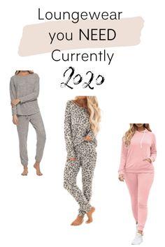 Current Fav Loungewear