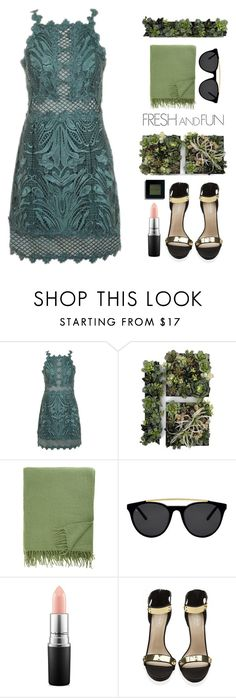"""ART ~105"" by courageousmind ❤ liked on Polyvore featuring Topshop, Armand Diradourian, Smoke x Mirrors, MAC Cosmetics, Carvela Kurt Geiger and Bobbi Brown Cosmetics"