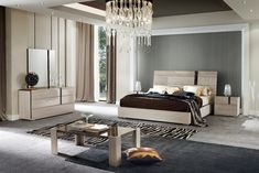 Canal Furniture | Modern Furniture | Contemporary Furniture | Modern Bedroom | NY New York Manhattan | NJ New Jersey > Modern Bedroom Furniture > Teodora Modern Bed | Alf Italia | Black