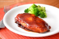 Crock Pot Barbecue Chicken - Life In The Lofthouse