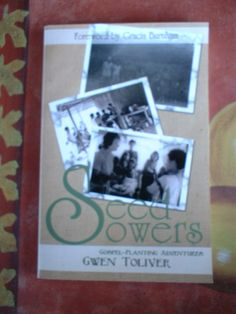 """Gwen Toliver's """"Seed Sowers: Gospel-Planting Adventures""""would make wonderful reading for late elementary-aged children on their own; younger children could enjoy it as a family read-aloudIf you're looking for inspiring missionary stories for your experienced reader; for an adventurous family read-aloud; for a wonderful gift for someone you love or devotional reading for yourself, Seed Sowers: Gospel-Planting Adventures would be an excellent choice.  My entire family recommends it highly!"""