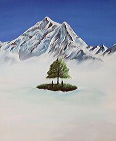 Promised land. 2014 #art #surrealism #painter #acrylic