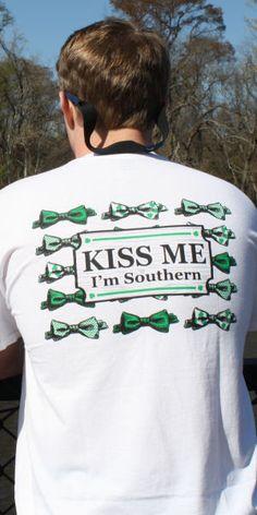 Kiss Me, I'm Southern