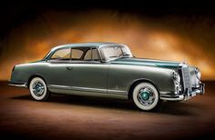1955 Mercedes-Benz 300 b Pininfarina | Flickr - Photo Sharing!