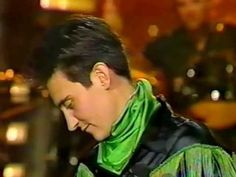 Down To My Last Cigarette Tears & Don't Care Who Cries Them k.d. lang on Johnny Carson - YouTube