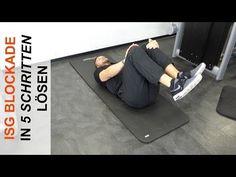 ISG Blockade lösen | Mit nur 5 Übungen endlich schmerzfrei | Flexible Fit - YouTube