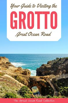 The Grotto is tucked away along the rugged coast near Port Campbell, Victoria. The Grotto is an incredible natural rock formation is a must-see for any Great Ocean Road drives near Port Campbell.