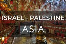 Israel and Palestine Travel Asia