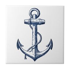 Navy Anchor Tattoos, Anchor Tattoo Men, Small Anchor Tattoos, Anchor Tattoo Design, Small Tattoos, Tattoos For Guys, Anchor Designs, Feminine Anchor Tattoo, Us Navy Tattoos