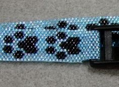 Image detail for -is a pattern only and does not teach the fundamentals of peyote stitch ...