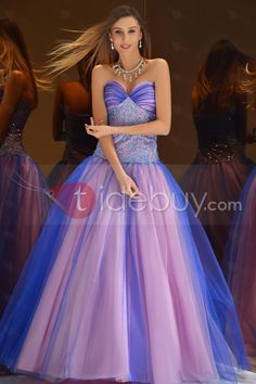 WOW!!! Gorgeous Sweetheart Floor-Length Ball Gown/Prom Dress
