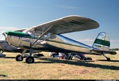 Cessna 140 aircraft picture