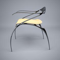 3Ds Chair   3D Model