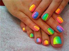 Rainbow sherbet