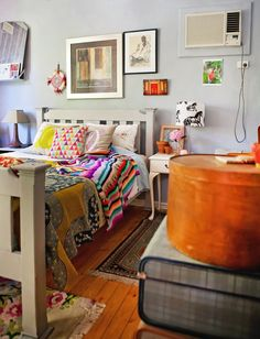 Helen's Eclectic Boho Haven — House Tour   Apartment Therapy