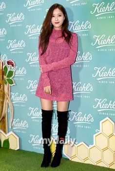 T-ARA ヒョミン、果敢な超ミニファッションでイベントに登場(動画あり) - ENTERTAINMENT - 韓流・韓国芸能ニュースはKstyle