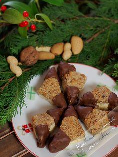 Kochen mit Herzchen - ♥ Mein Koch-Tagebuch mit viel Herz ♥: Weihnachtsbäckerei #14 - Nussecken
