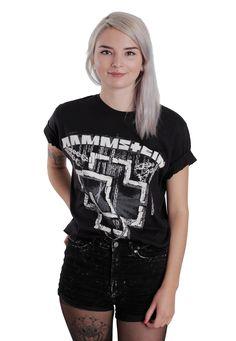 Rammstein - In Ketten - T-Shirt - Officiële Rock Merchandise Webshop - Impericon Nederland