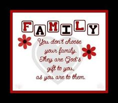 Thank You God For The Gift Of My Family Family Love Quotes Love My Family