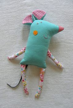 ☃ Plush Toy Preciousness ☃ Mitzie | Flickr